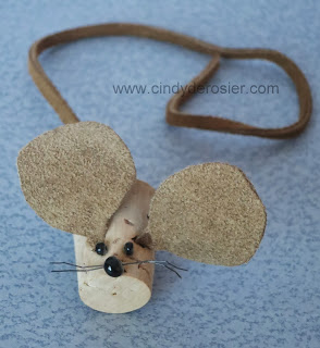 Cork Mouse