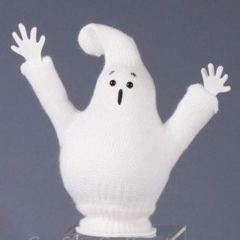 Halloween Glove Ghostie