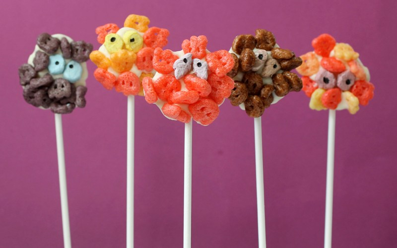 Monster Cereal Pops