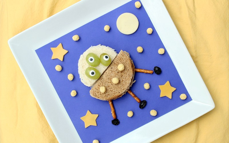 UFO Sandwich