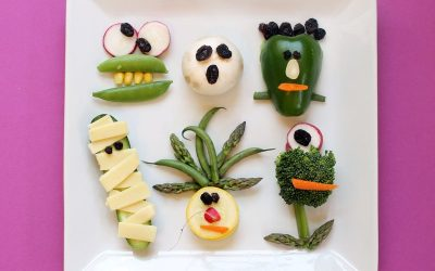 Veggie Monsters