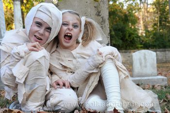 Mummy Costume for Boys and Girls