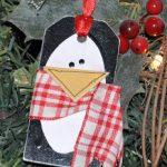 Penguin Gift Tag