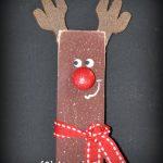 Ruler Reindeer