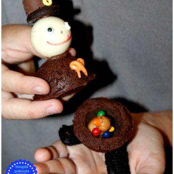 Stuffed Pilgrim Cookies