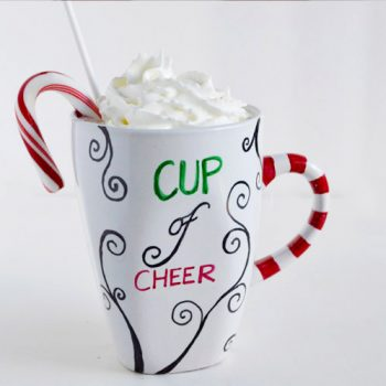 Cup of Cheer Personalized Mug