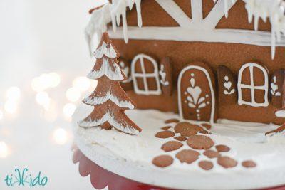 Gingerbread Cobblestones