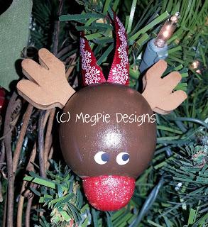 Ladybug Reindeer