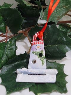 Snowman Hinge