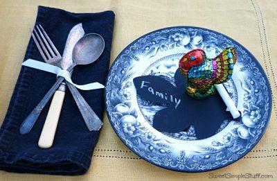 Thankful Turkeys and Leaves