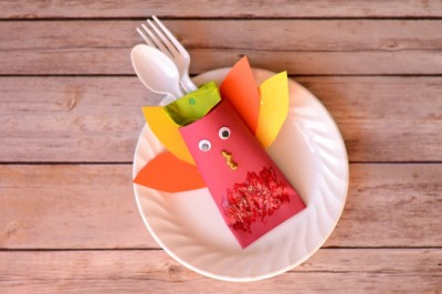 Turkey Utensil Holders