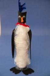 Water Bottle Penguin