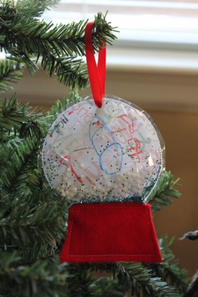 Christmas Tree Ornament Crafts For Kids