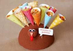 Turkey Treat Holder