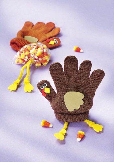 Turkey Glove Gobblers