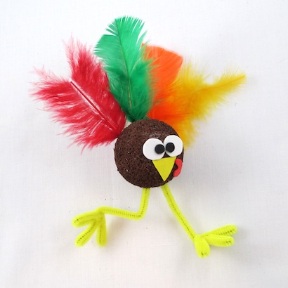 Turkey Trot Fun Family Crafts