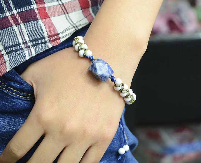 A Chinese-style Bracelet