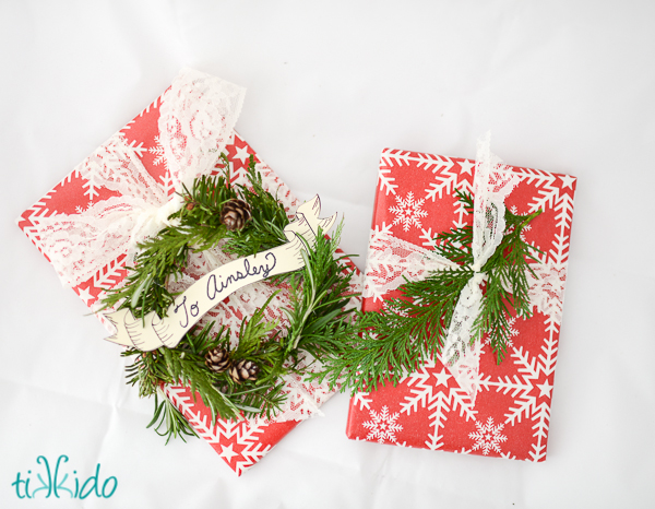 Miniature Christmas Wreaths