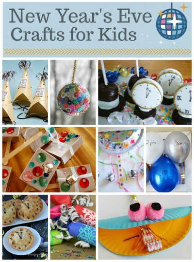 New Year S Crafts And Recipes Fun Family Crafts