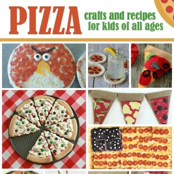 Pizza Crafts and Recipes