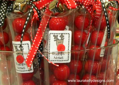 Reindeer Nose Candy GIfts