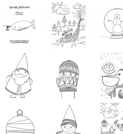 Free Holiday 2013 Printable