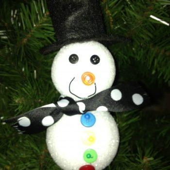 Simply Fun Snowman