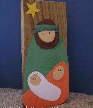 Nativity Block