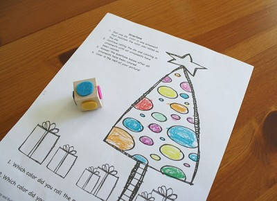 Christmas Learning Game