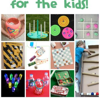 DIY Games Ideas for Kids