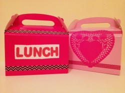 Valentine's Day Lunch Boxes