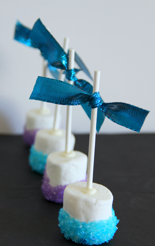 Party Food for a FROZEN Movie Inspired Party