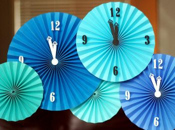 Accordion Clocks