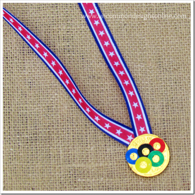 Olympic Gold Medal Treats