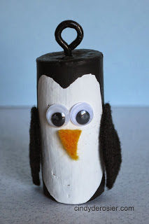 Cork Penguin