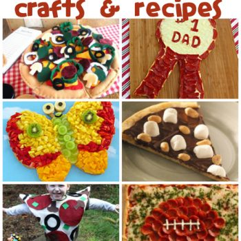 Pizza Crafts & Recipes
