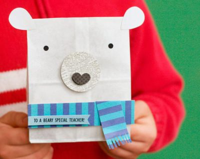 Polar Bear Gift Bag