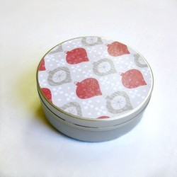 Easy Upcycled Retro Tin