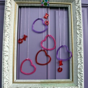 Valentine Door Decor
