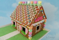 Gingerbread Love Shack!