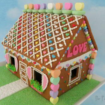 Gingerbread Love Shack!