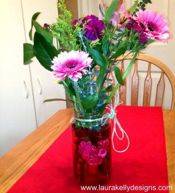 Valentine Jar Vase