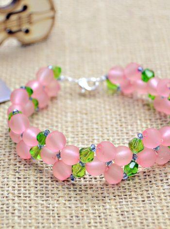 Right Angle Weave Bracelet