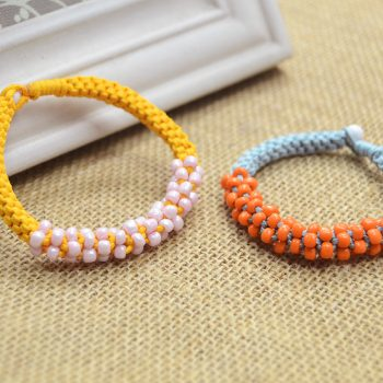 Chinese Crown Knot Bracelet