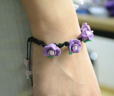 Spiral Knot Bracelet