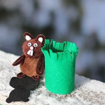 Groundhog Play Set