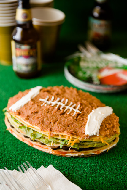 Super Bowl Seven Layer Dip