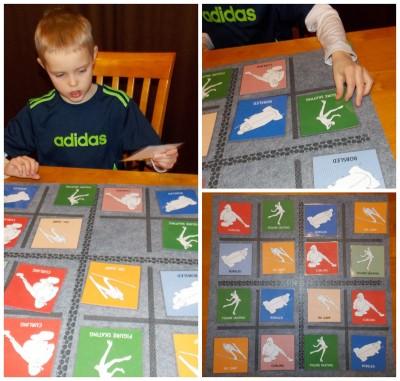 Winter Olympics Sudoku Game