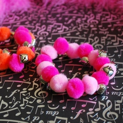 Animal's Music Making Bracelet
