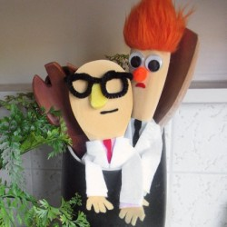 Dr. Honeydew and Beaker Spoons